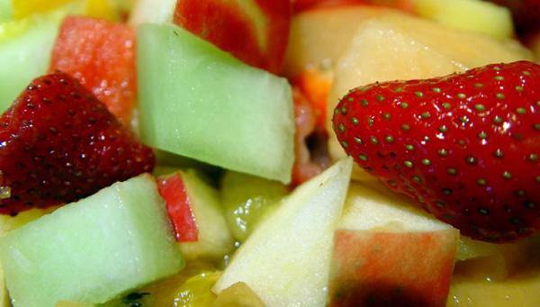 Frutas para la dieta candidiasis