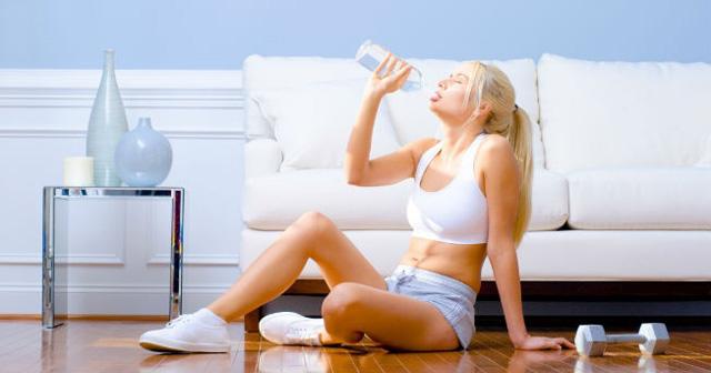 Hacer ejercicio en casa para perder peso