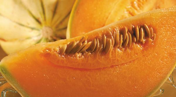 Las calorías del melón