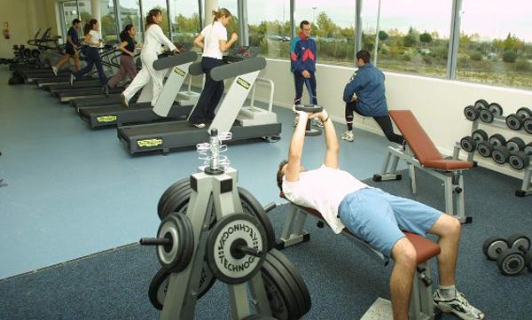 Rutina gimnasio para tonificar y perder peso