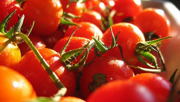 Ácido úrico y tomate