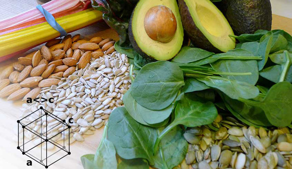 5 alimentos magnesio
