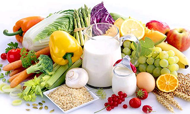 Alimentos que contienen calcio
