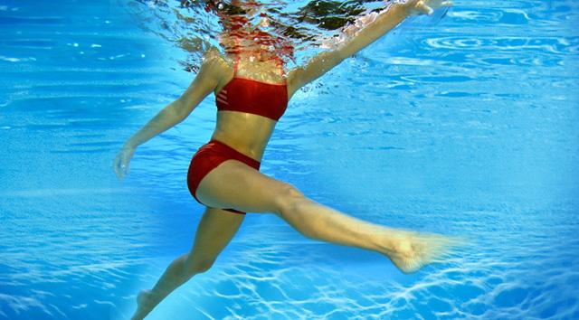 Aquagym: ejercicios para la circulación