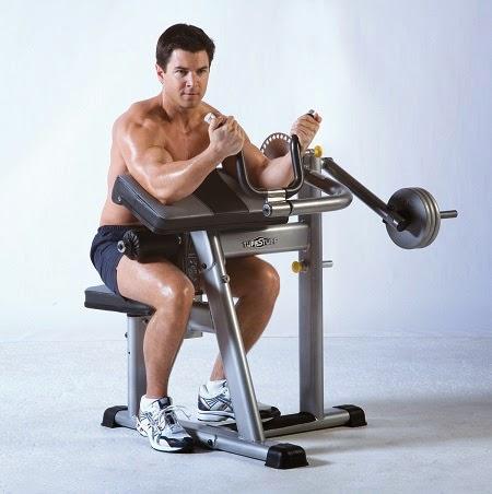 Bíceps crural, definición y ejercicios.