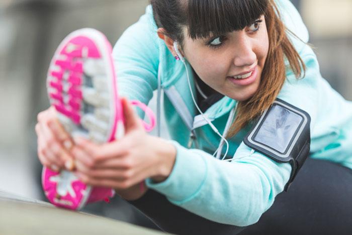 Beneficios de los estiramientos para correr