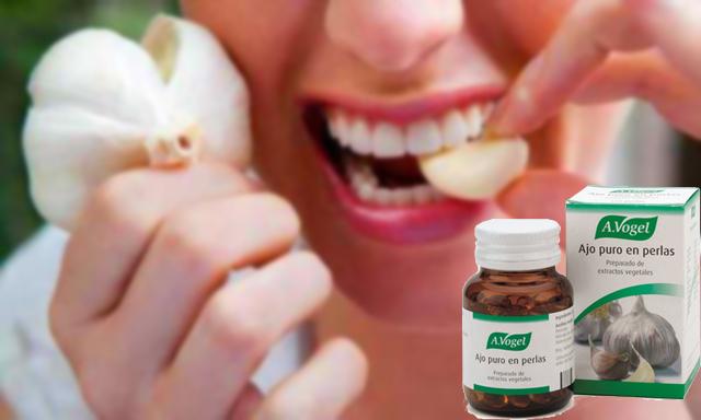 Cápsulas de ajo: beneficios en las mujeres