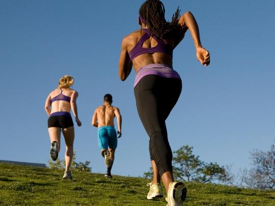 Cómo adelgazar corriendo