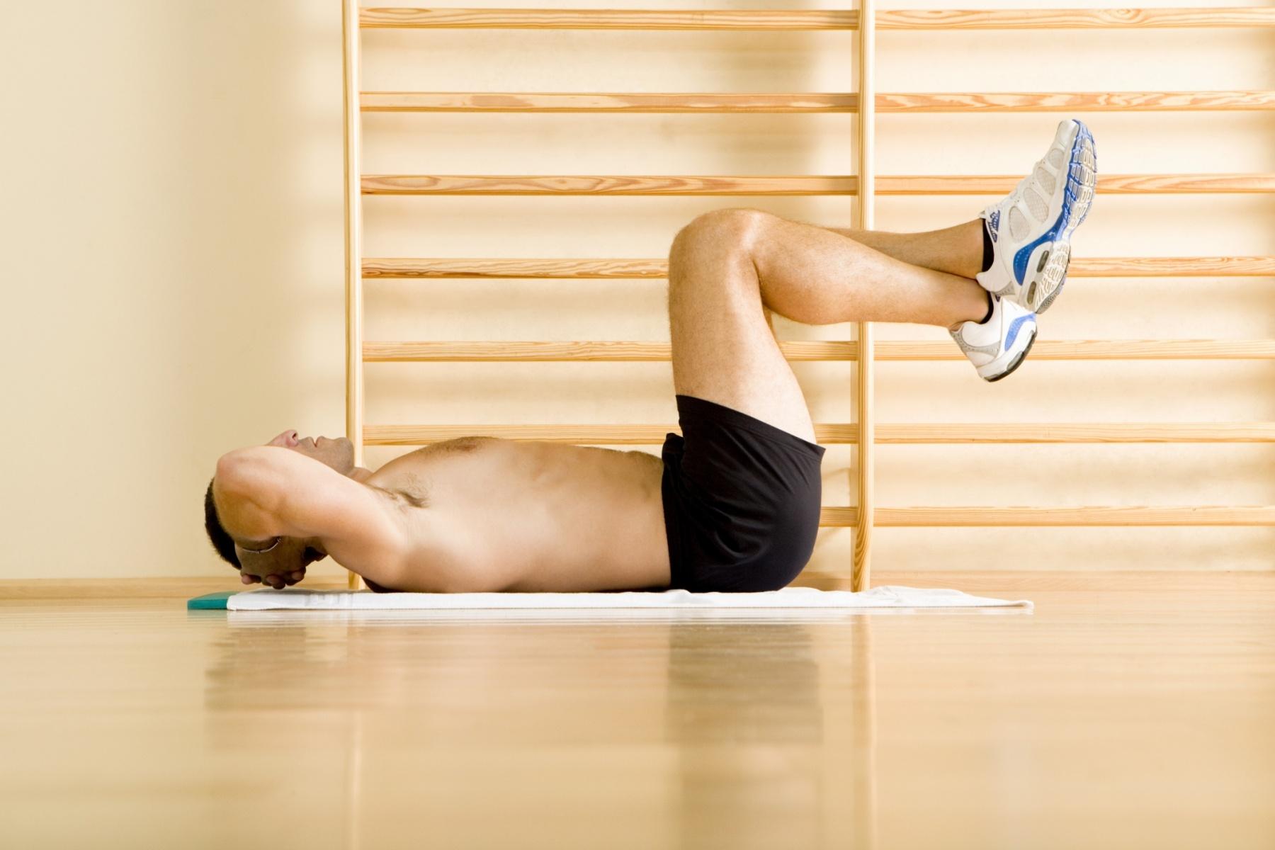 Cómo fortalecer los músculos de la rodilla