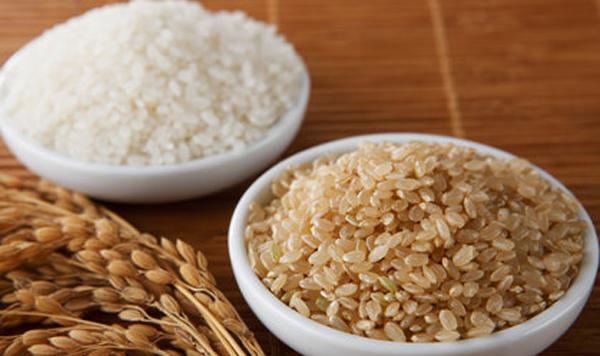 Calorías del arroz: blanco vs integral