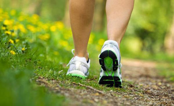 Cómo caminar para adelgazar