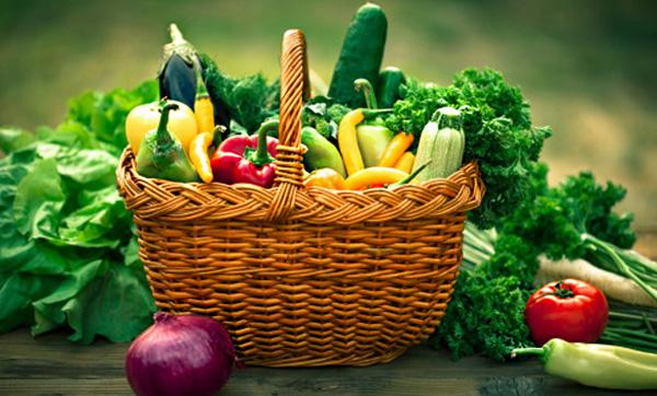 Comida orgánica vs comida convencional