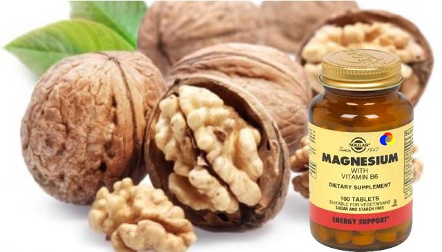 Contraindicaciones del magnesio