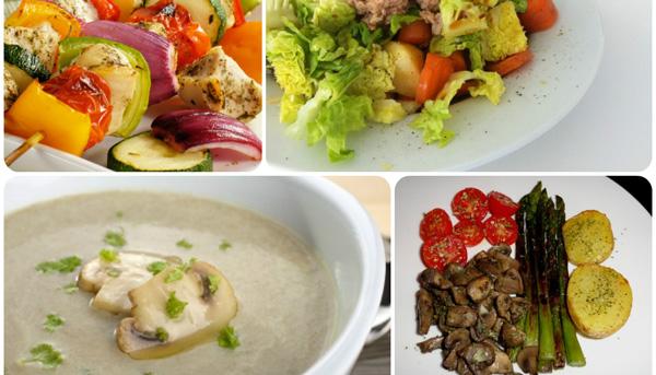Dieta 1800 calorías: menú equilibrado