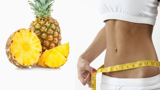 Dieta de piña para adelgazar
