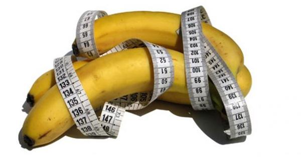 Dieta del plátano para adelgazar