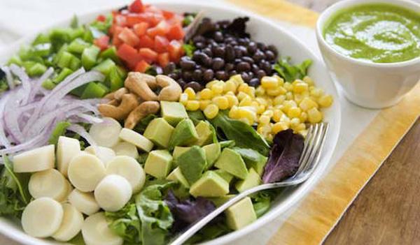 Dietas vegetarianas