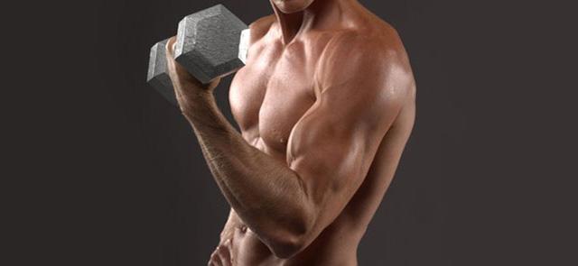 5 ejercicios bíceps mancuernas