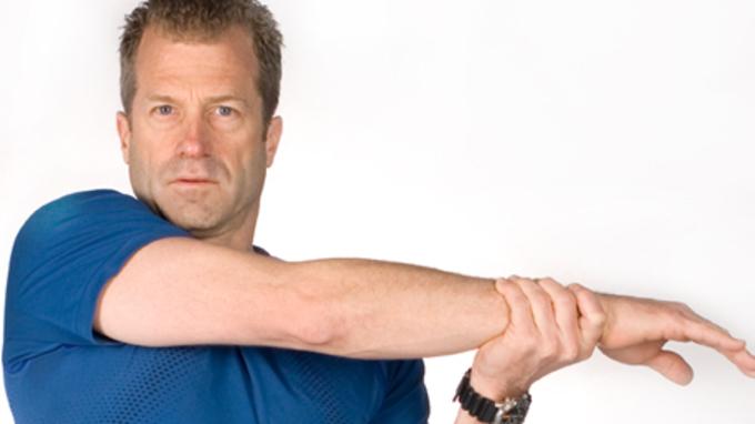 Ejercicios para músculos del hombro