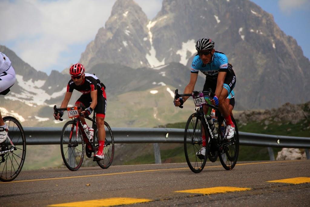 Entrenamiento ciclista.