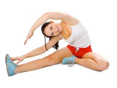 Estiramientos de músculos intercostales