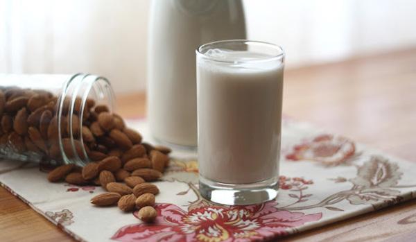 Las mejores leches vegetales para la dieta