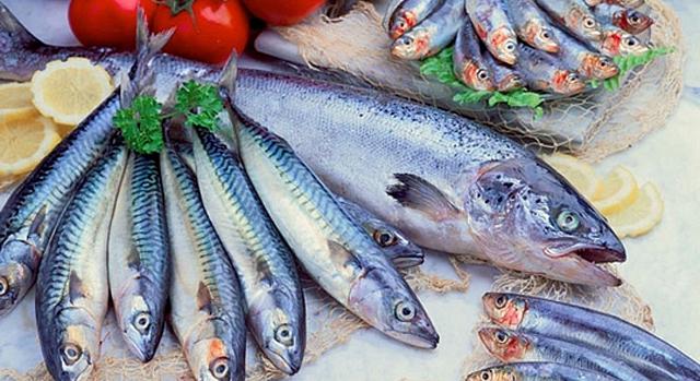 Pescado azul: lista de opciones