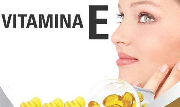 Vitamina E ¿para qué sirve?