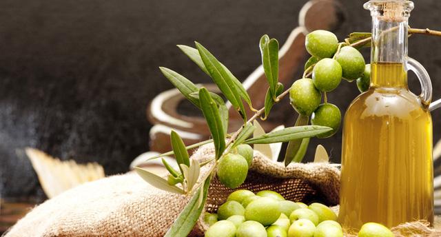 Aceite de orujo de oliva