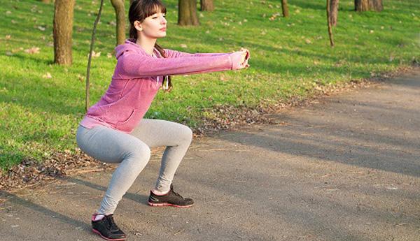 6 ejercicios para fortalecer la rodilla