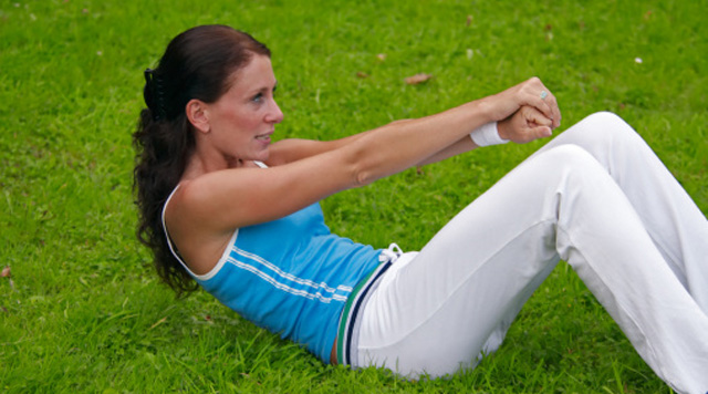 5 ejercicios para la celulitis abdominal