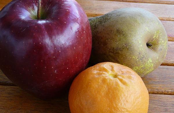 4 frutas ricas en hierro