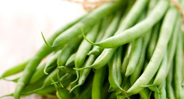 Judías verdes: propiedades antioxidantes
