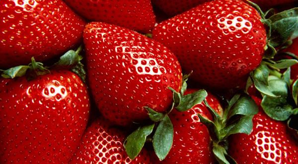 Propiedades fresas en la salud