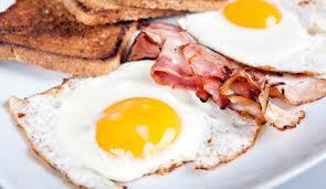 Alimentos que suben el colesterol