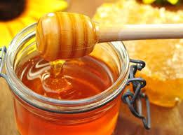 Calorías de la miel.