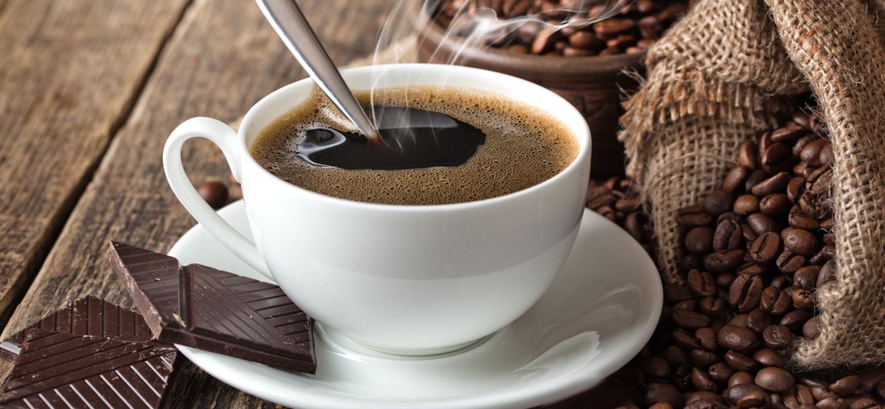 Cuántas calorías tiene el café