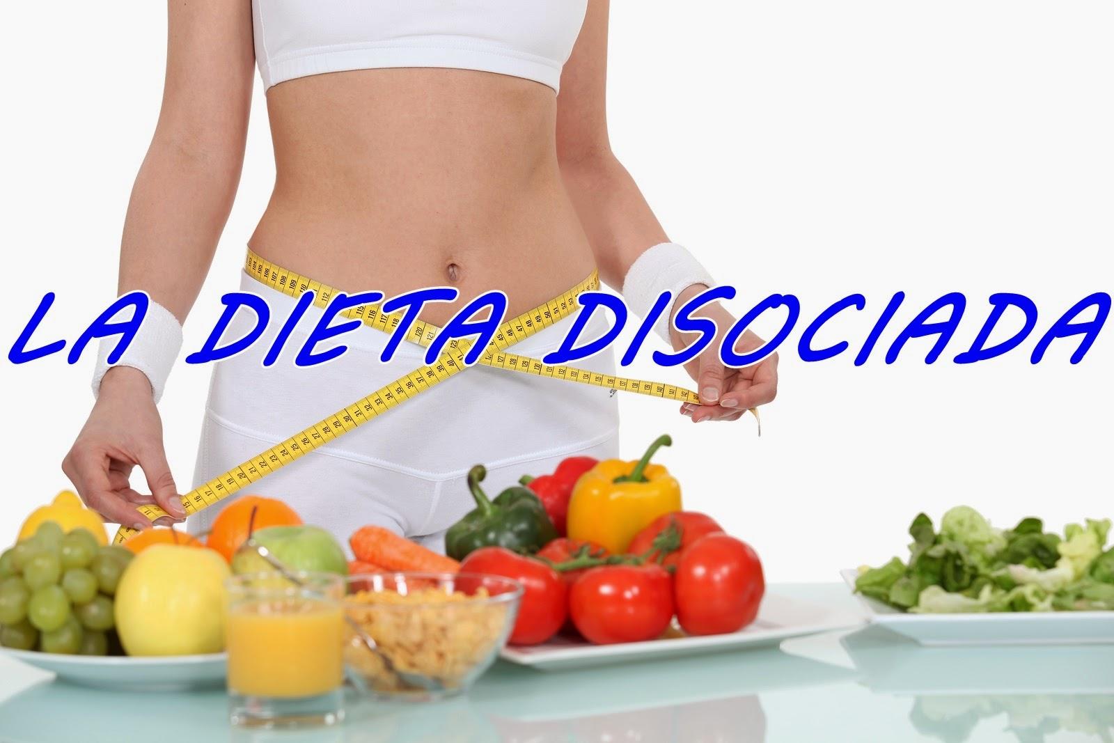tabla dieta disociada pdf para imprimir gratis