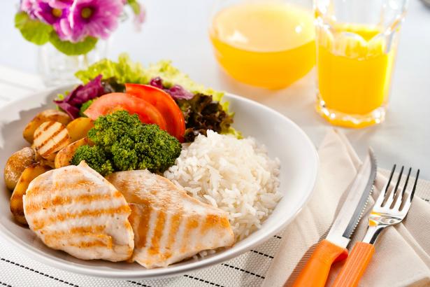 Dieta para perder 5 kilos en una semana.