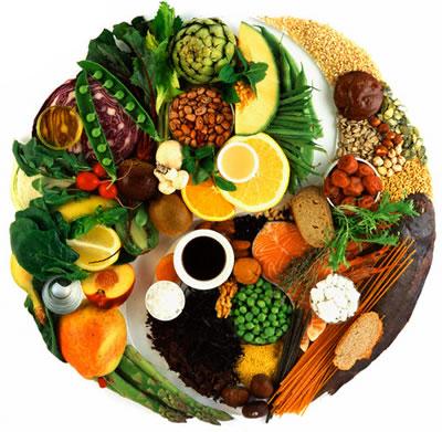 Dieta vegetariana equilibrada
