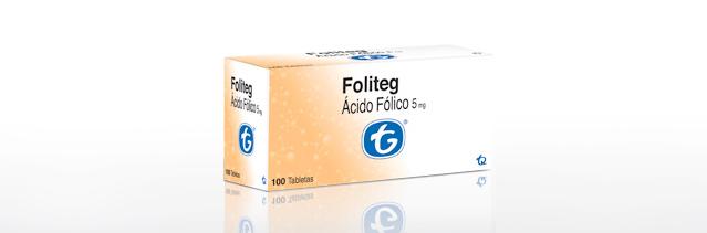 Ácido fólico: efectos secundarios