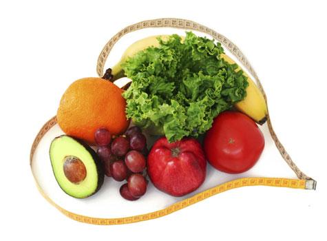 Alimentos para bajar la tensión arterial