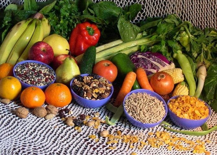 Alimentos que contengan hierro