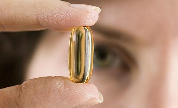 Cápsulas omega 3:beneficios