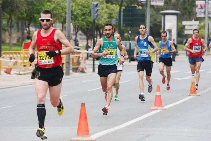 Cómo entrenar media maratón