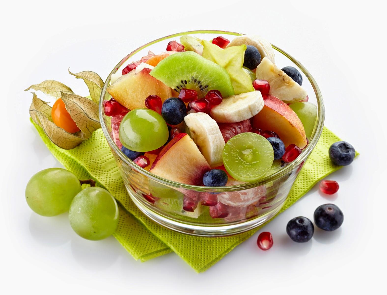 Cenar fruta para bajar de peso