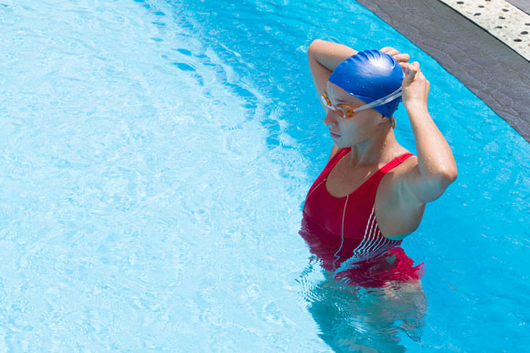 Cómo realizar una adecuada natación