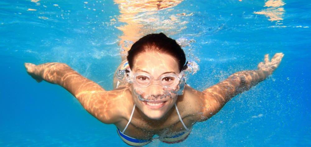 Deportes para adelgazar en agua