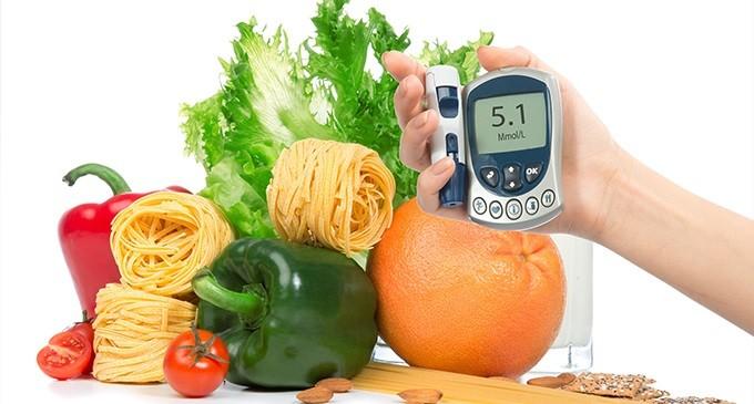 alimentos para diabeticos.