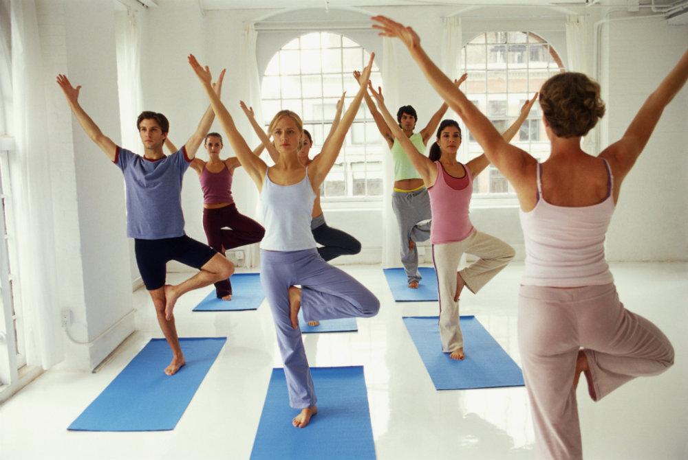 ¿El yoga adelgaza?